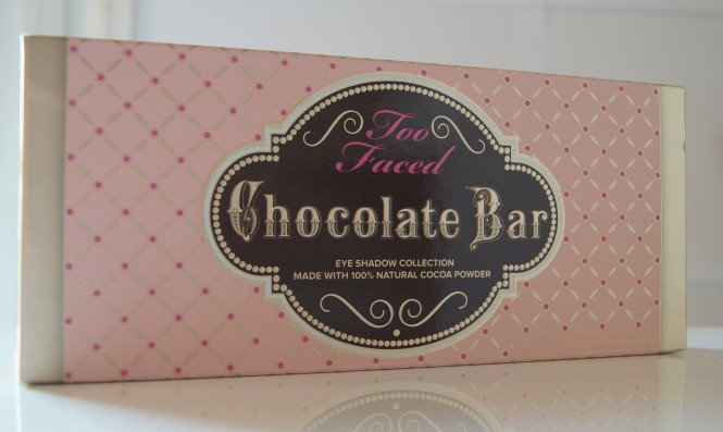 Revue : la Chocolate Bar de Too Faced ! ♡